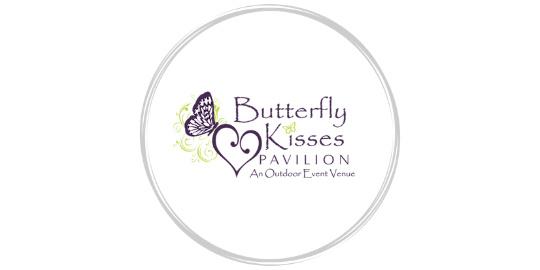 butterfly kisses pavilion logo